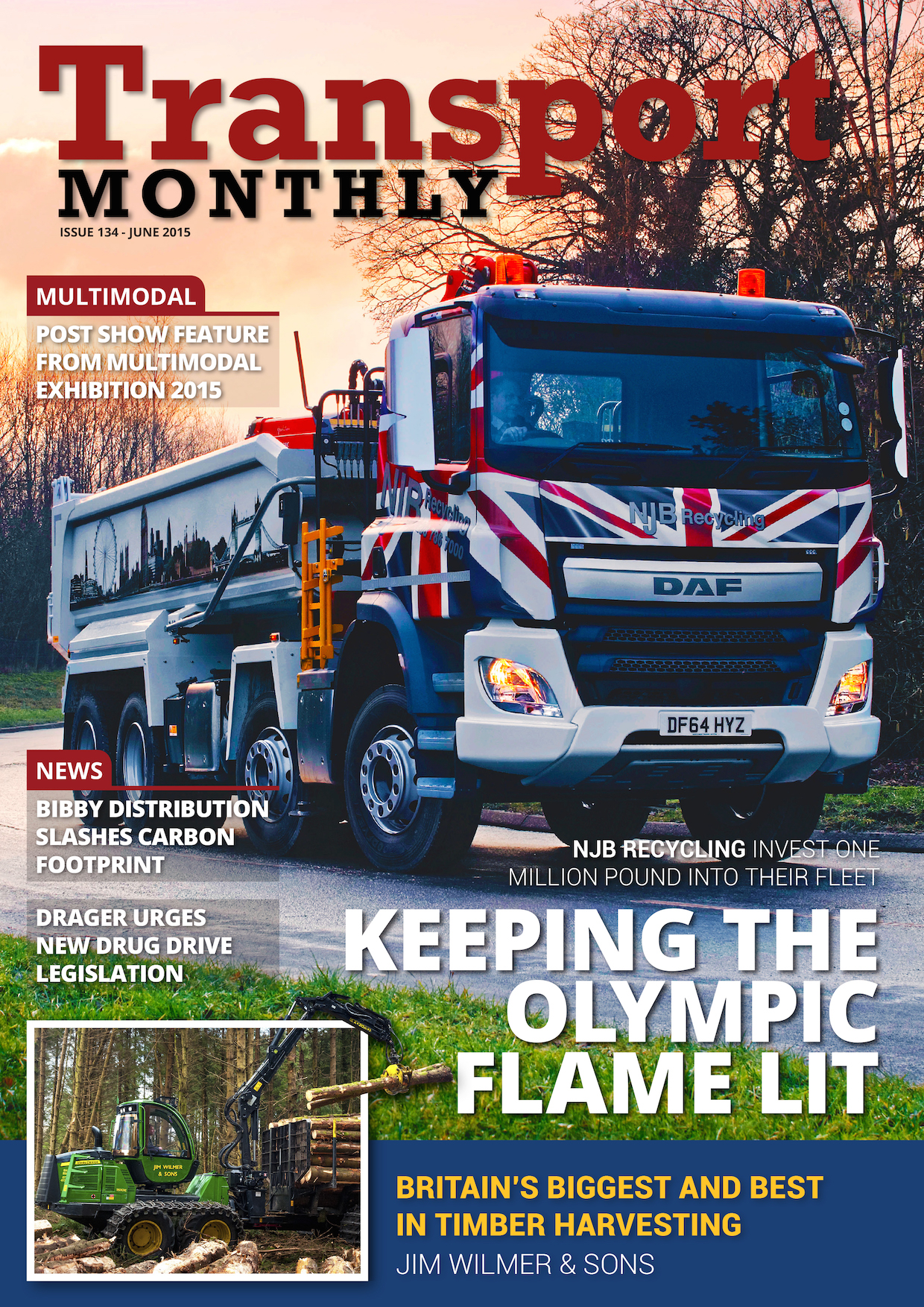 Transport Monthly Issue 134