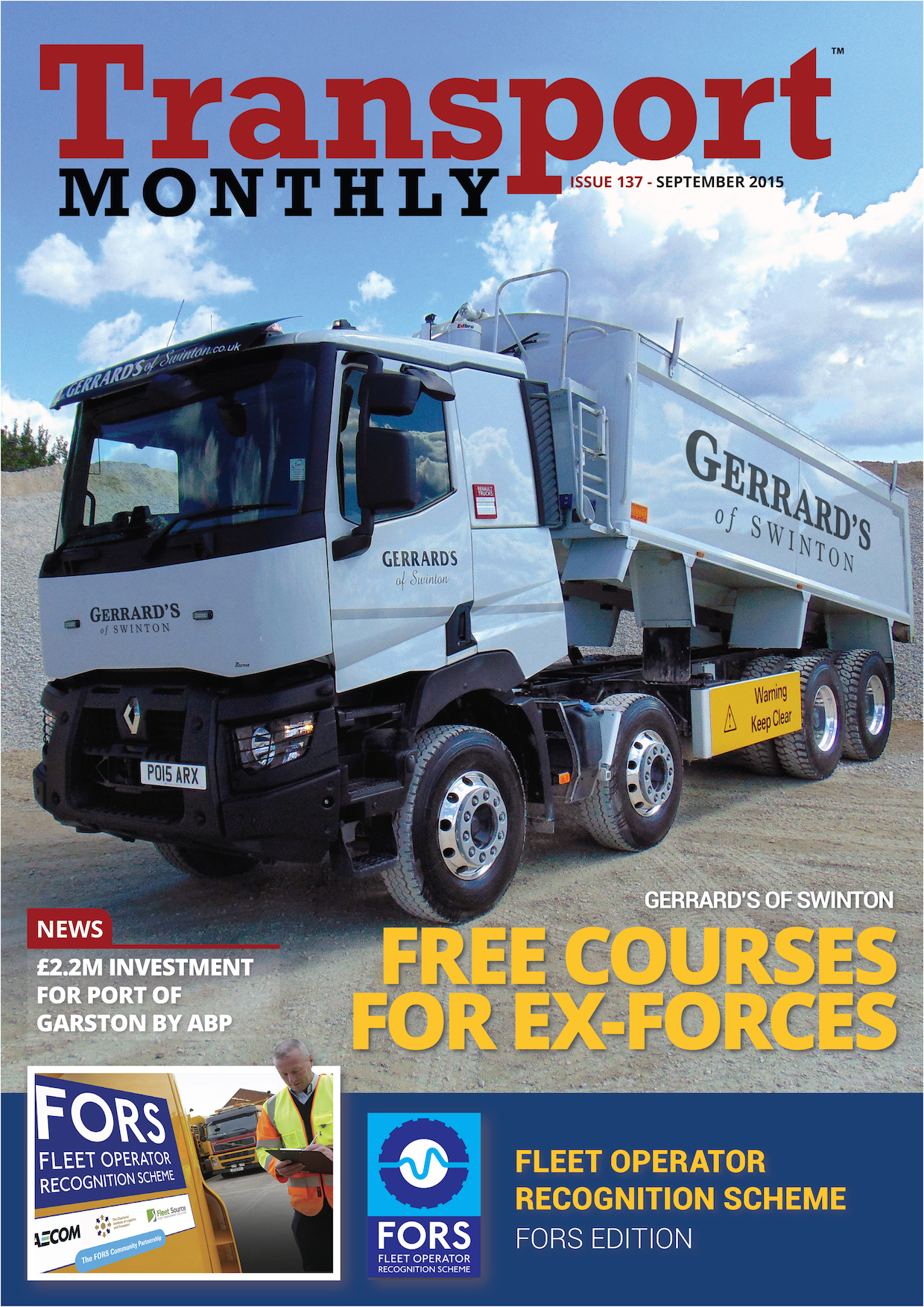Transport Monthly Issue 137