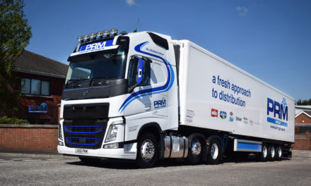 PRM GROUP EXPAND FLEET WITH NEW VOLVO FH
