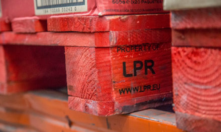 LPR wins Beiersdorf's UK pallet pooling contract as the company experiences rapid growth