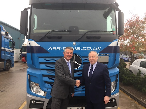 Gregory Distribution acquires Craib Transport