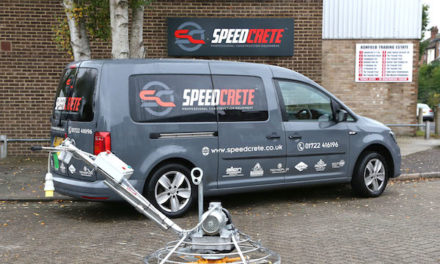Maxoptra Delivery Software Helps Speedcrete Speed Distribution of Construction Equipment