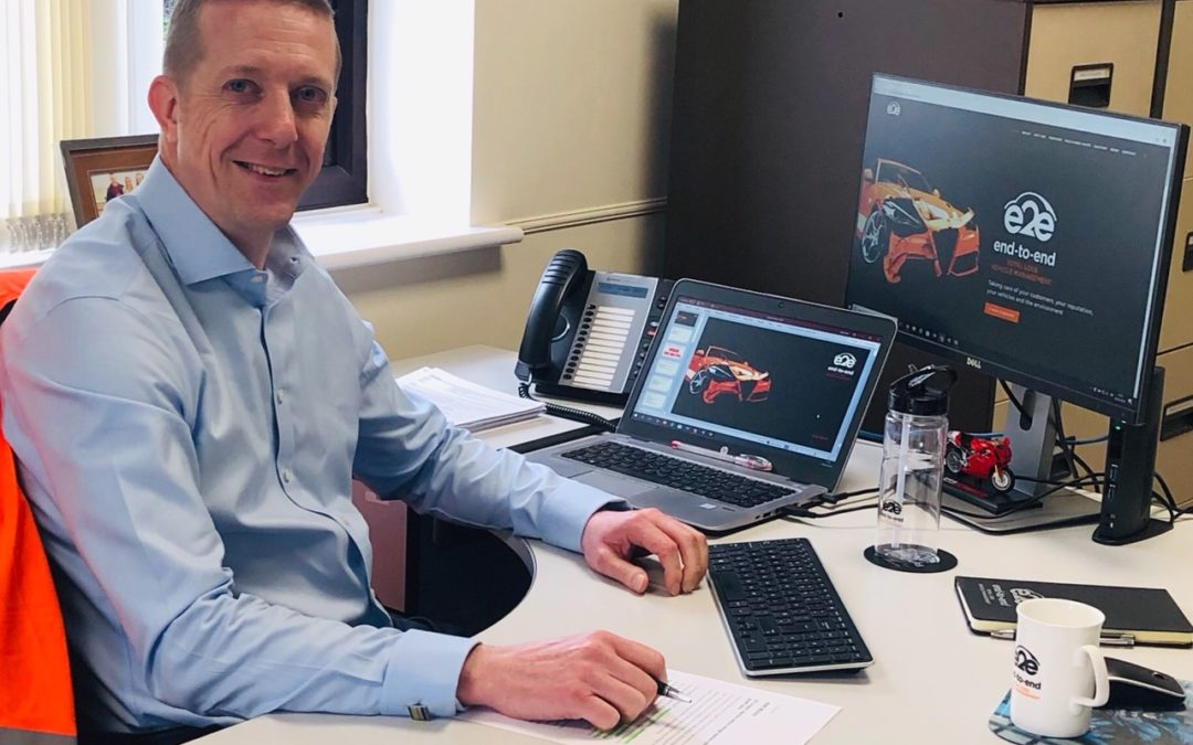 UK's largest collective vehicle salvage operator rebrands with a focus on fleet needs