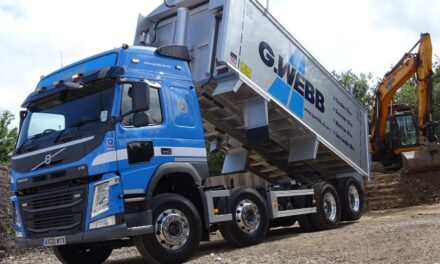 FUEL SAVING CAPABILITIES SECURE RETURN BUSINESS FOR VOLVO