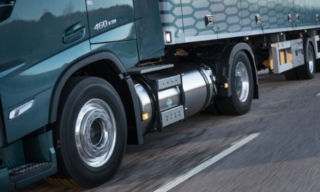 VOLVO SEES INCREASED INTEREST IN GAS AS ALTERNATIVE TO DIESEL FOR HEAVY-TRUCK OPERATIONS ACROSS EUROPE
