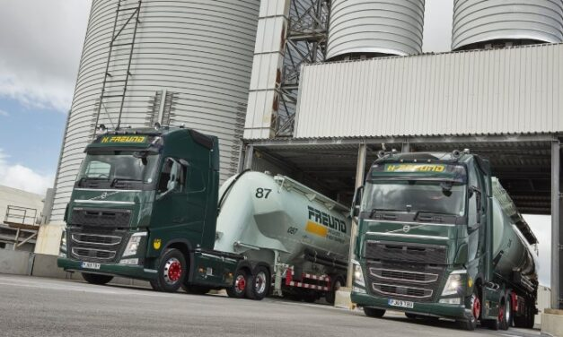 H. FREUND EXTENDS RELATIONSHIP WITH VOLVO TO MAXIMISE DRIVER SATISFACTION