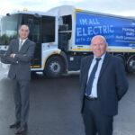 Electra delivers Scotland's first fully electric RCV to North Lanarkshire Council