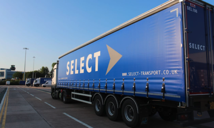 SELECT TRANSPORT JOINS PALLETWAYS CREW