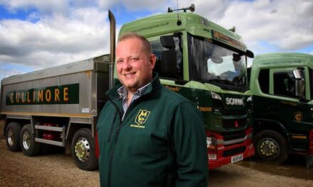 Cullimore Group Managing Director calls for wider recognition of the vital role being played by the haulage industry