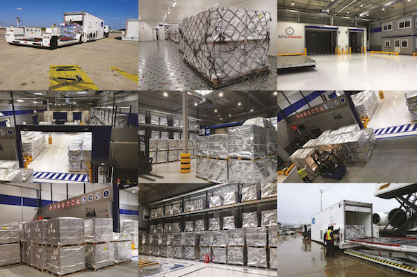 WFS launches Project Coldstream in preparation for global air cargo deliveries of COVID vaccine