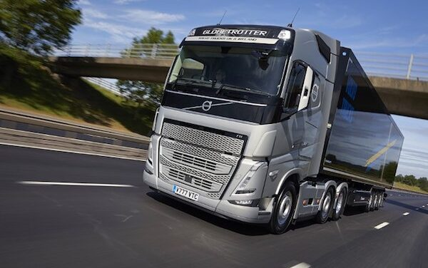 NEW VOLVO FH WITH I-SAVE NOW EVEN MORE FUEL EFFICIENT