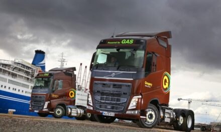 NEW GREGORY DISTRIBUTION TRACTOR UNITS POWERED BY GAS