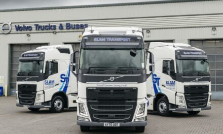 SLAM TRANSPORT RETURNS TO VOLVO TRUCKS