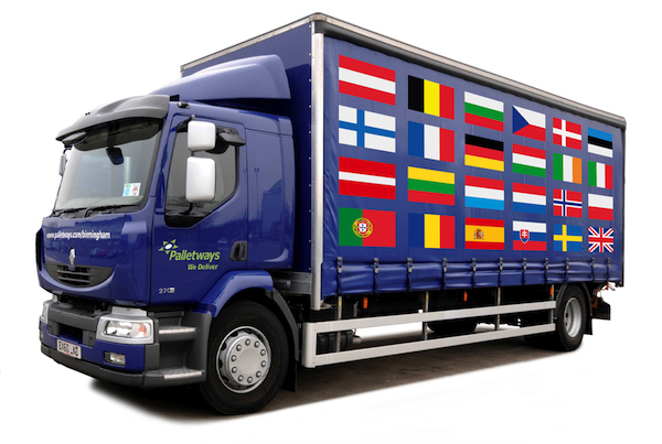 MOVING FREIGHT POST BREXIT – PALLETWAYS DELIVERS TRAINING