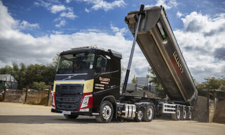 NEW   VOLVO   FH   LITE   DELIVERS   TOP   PAYLOAD   POTENTIAL   FOR   ELLIOTTS