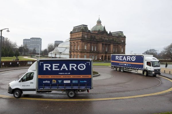 FRAIKIN FACILITATES REARO'S MOVE TO CONTRACT HIRE TO HELP MANAGE FLEET OPERATING COSTS
