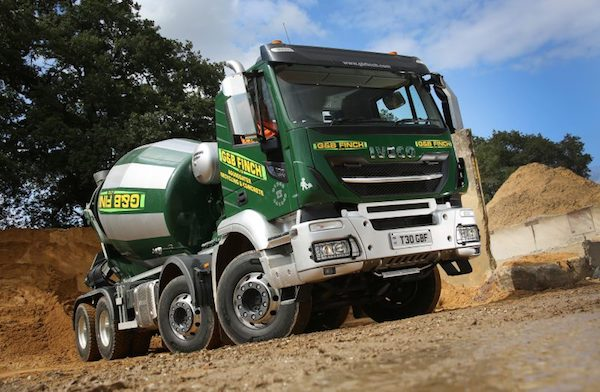 Michelin tyres go the extra mile for G&B Finch