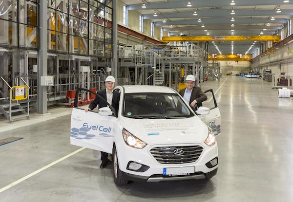 Is automotive ready for hydrogen?