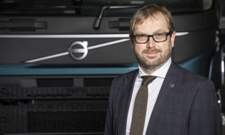 VOLVO TRUCKS APPOINTS CARL WHITE AS USED TRUCK DIRECTOR