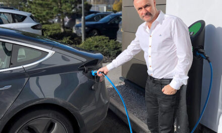 UK Fuels parent Radius launches new range of electric vehicle charge points