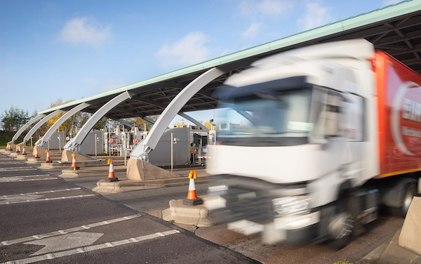 Vans and trucks to trial M6toll's transformational tolling system