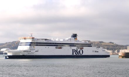 P&O FERRIES SUPPORTS FREIGHT DRIVERS WITH FREE FOOD, DISCOUNTS AND CABIN UPGRADES