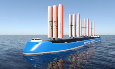 The 'Tesla of the Seas' – pioneering British company, Windship Technology unveils first True Zero Emission ship design