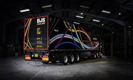 BJS Haulage; Proudly Supporting PRIDE