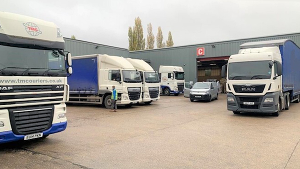 UK-Based Global Logistics Leader Acquires Top Blue-Chip Courier Service