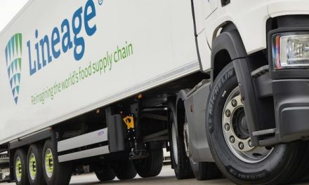 Michelin tyre trial unlocks sustainability improvements for Lineage Logistics