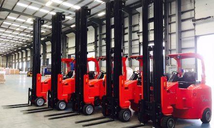 Post-Brexit port delays boost demand for UK-made forklift parts