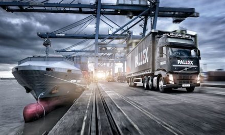 Pall-Ex Group drives ahead with European deliveries
