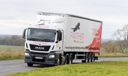 A TWO-MAN REVOLUTION: Panther celebrates a decade of pioneering next day two-man delivery excellence