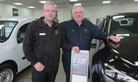 75 Years of Mercedes-Benz Experience: Rygor Reading's Truck and Van Aftersales Team Continues to Deliver Exceptional Customer Service