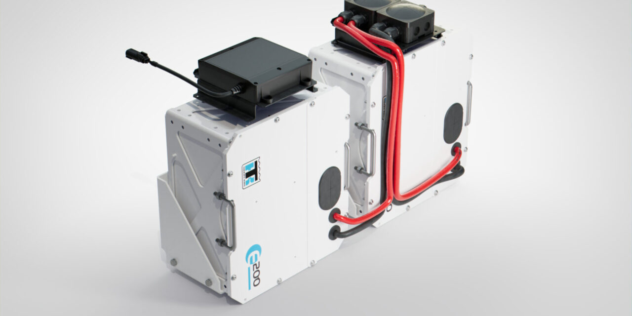 Thermo King Launches its Li-ion Battery  for All-Electric and Sustainable Refrigerated Transport