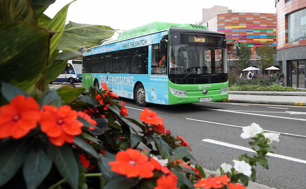 Passenger partners with Newport Bus to roll out new journey planning website