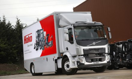 NEW FL MAKES IT A CLEAN SWEEP FOR VOLVO AT HAKO MACHINES
