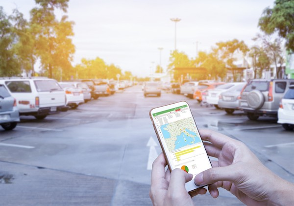 TARGA TELEMATICS MENTIONED IN THE BERG INSIGHT REPORT ON CARSHARING