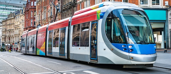 West Midlands tram network goes digital