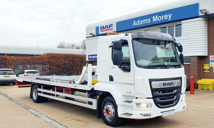DAF Trucks dealership group Adams Morey announce the acquisition of Kingdon Wessex DAF