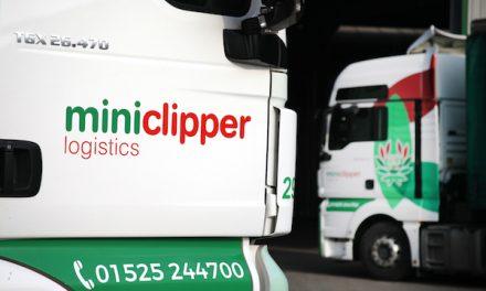 MINICLIPPER LOGISTICS APPOINTS NEW FINANCE DIRECTOR LAURE FILIPPI