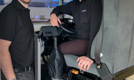 ARC tackles growing unemployment rates with the launch of  a new Hydraulic Driving Training Simulator