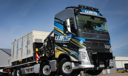 VOLVO SECURES FLAGSHIP ORDER WITH WARTON FREIGHT SERVICES