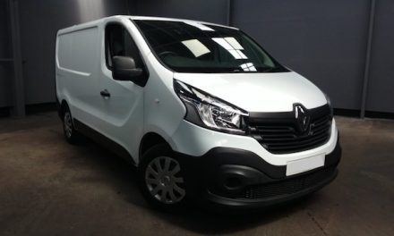 Used Renault Trafic van appreciates by £2,600 in 24 months despite covering an additional 23,000 miles reports SVA