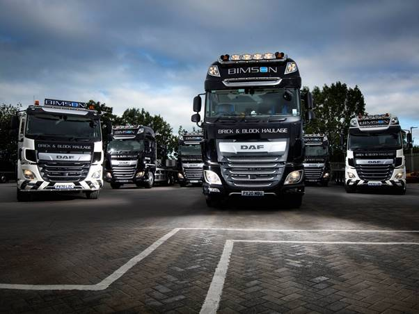 HOME IMPROVEMENT TREND DRIVES GROWTH AT FAMILY-RUN HAULAGE FIRM