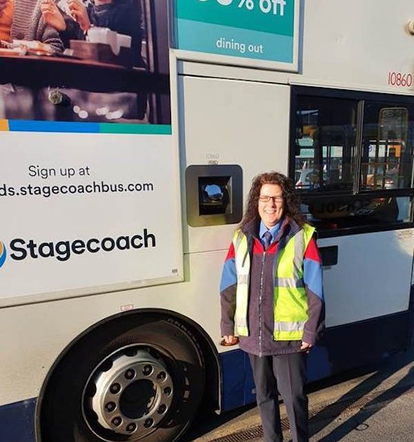 STAGECOACH MANCHESTER LAUNCHES BUS DRIVER APPRENTICESHIP PROGRAMME