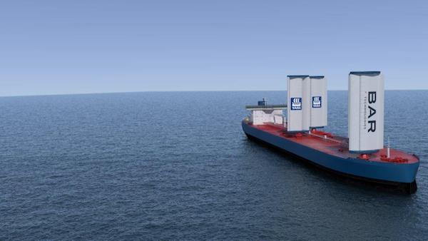 Yara Marine Technologies enters the International Windship Association