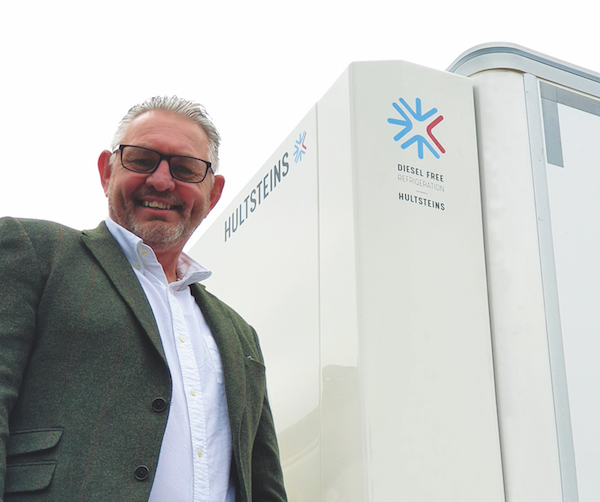 Hultsteins makes key appointment to support sustainable refrigeration in the UK
