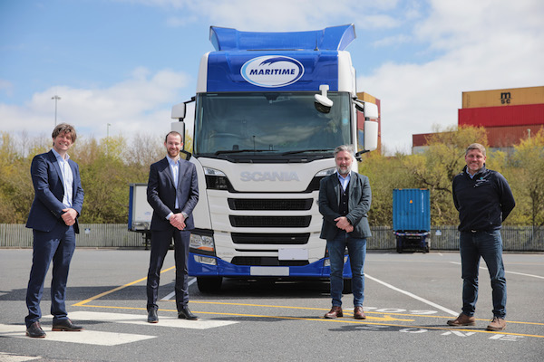 Maritime Invests in Fleet Safety and Visibility with CameraMatics