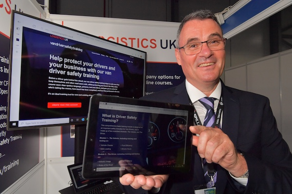 LOGISTICS UK LAUNCHES TRAINING COURSE FOR VAN DRIVERS
